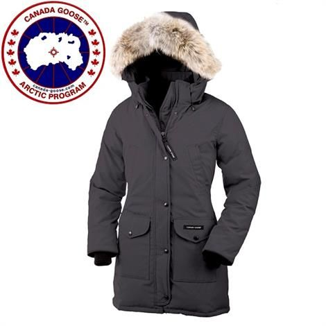 Image of   Canada Goose Ladies Trillium Parka, Graphite